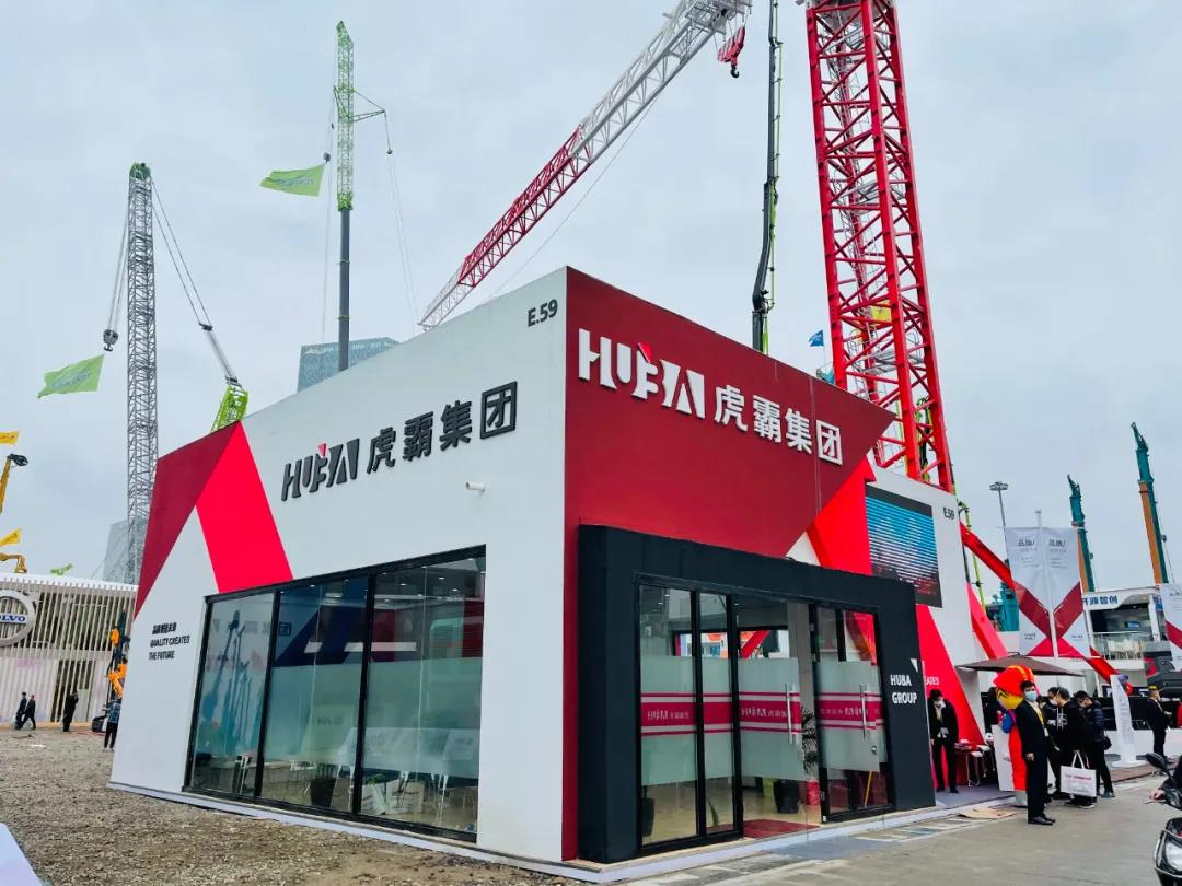 展吊装风采,金沙赌城官方网站携新品亮相2020上海宝马展